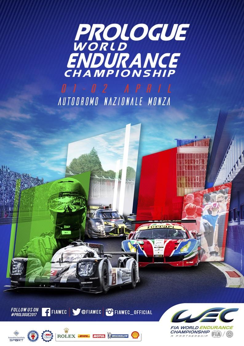 WEC Prologue Monza 2017