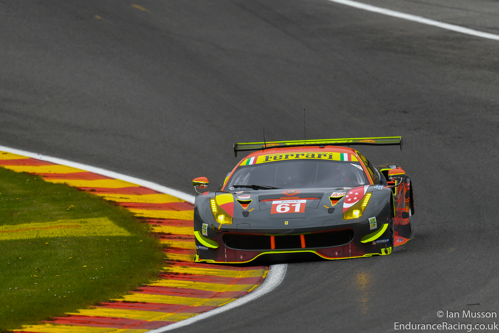 Fia Wec  Hours Of Spa Francorchamps